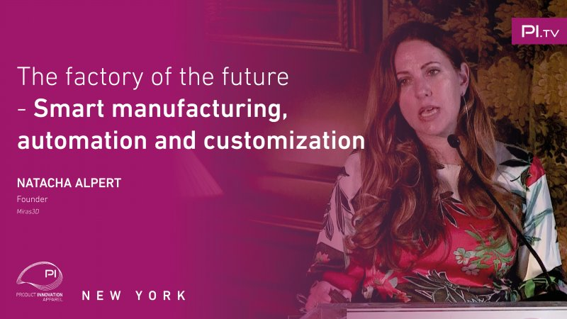 The Factory of the Future - Smart Manufacturing, Automation and Customization video thumbnail