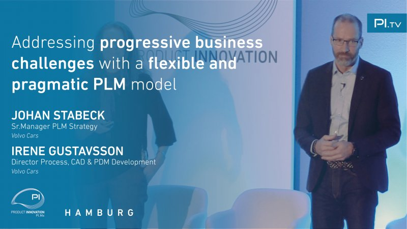 Addressing Progressive Business Challenges with a Flexible and Pragmatic PLM Model video thumbnail