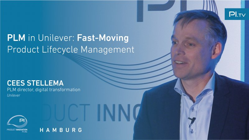 PLM in Unilever: Fast-Moving Product Lifecycle Management video thumbnail