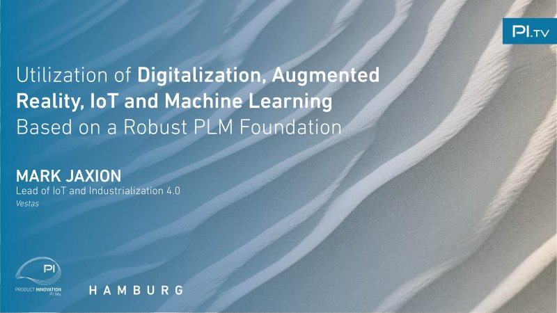 Utilization of Digitalization, Augmented Reality, IoT and Machine Learning Based on a Robust PLM Foundation video thumbnail