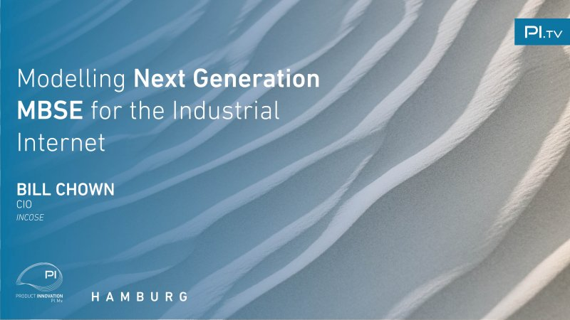 Modelling Next Generation MBSE for the Industrial Internet video thumbnail