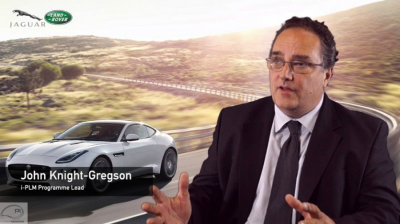PLM at Jaguar Land Rover: The PLM Organisation