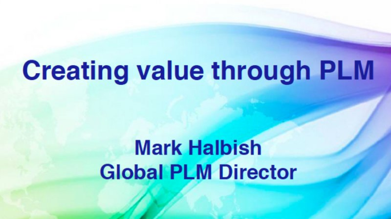 Creating Value Through PLM