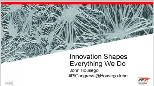 Cultural Change Management - 'Innovation Runs through Everything that We Do' video thumbnail