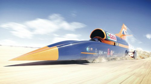 Designing the World Land Speed Record