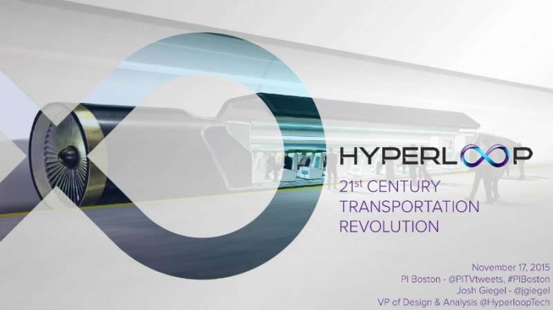 Developing the Technology to Make the Hyperloop a Reality video thumbnail