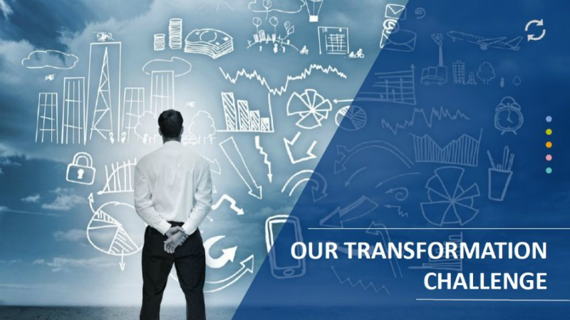 Innovation through IT enabled Digital Transformation