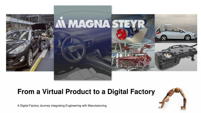 From a Virtual Product to a Digital Factory: Nightmare or Dream?