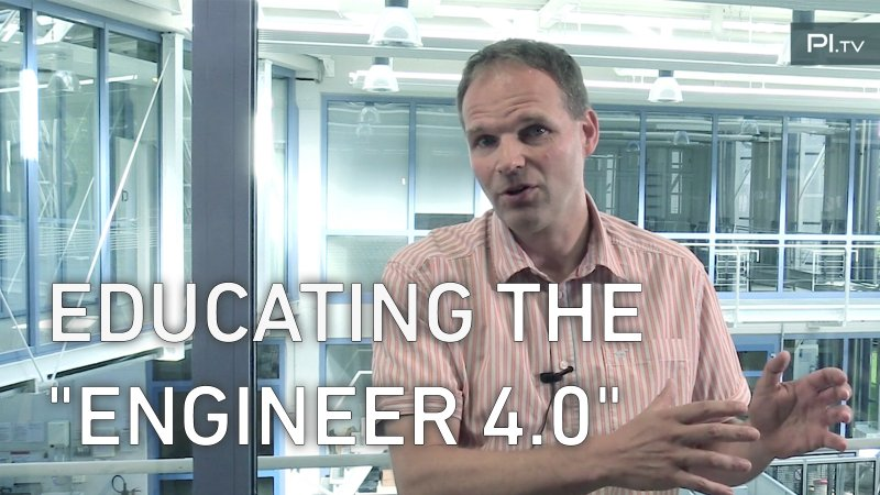 "Educating the ""Engineer 4.0"""