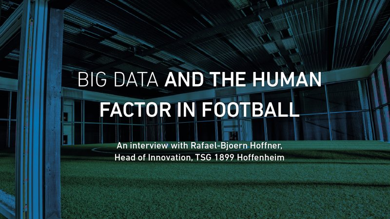 Interview - Big Data and the Human Factor in Football