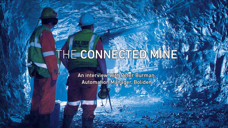 The Connected Mine