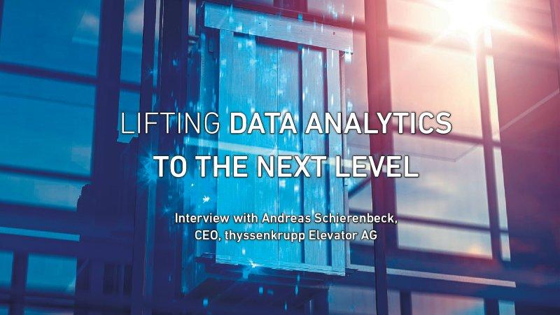 Lifting Data Analytics to the Next Level