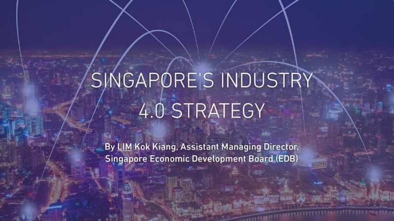 Singapore's Industry 4.0 Strategy video thumbnail