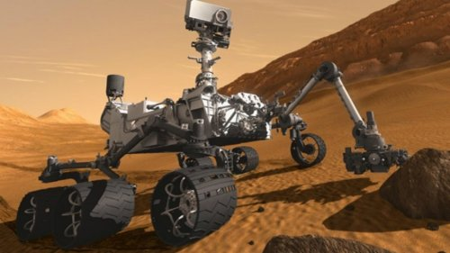 The Curiosity Rover and its Journey to Mars video thumbnail