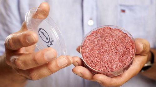 'Cultured Beef' - Changing the Way we Eat and Think about Food Forever video thumbnail